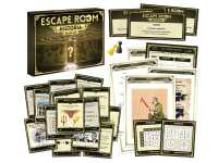 Gra escape room. Historia